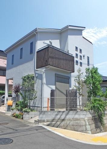 綾瀬・釜田見晴らしハウス