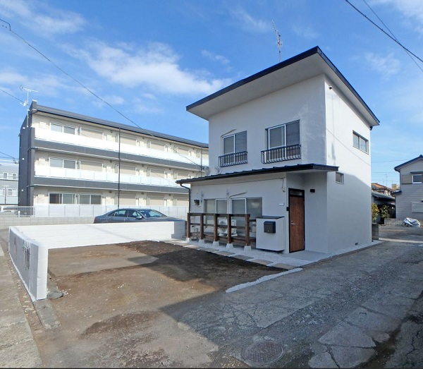 南林間・横田ハウス