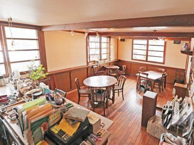 造作無償譲渡・居抜き物件でカフェを始めませんか?